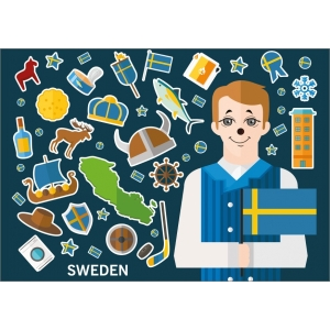 11776 Icons of Sweden